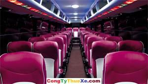 Cho thuê xe du lịch 45 chỗ Hyundai Univer đẹp
