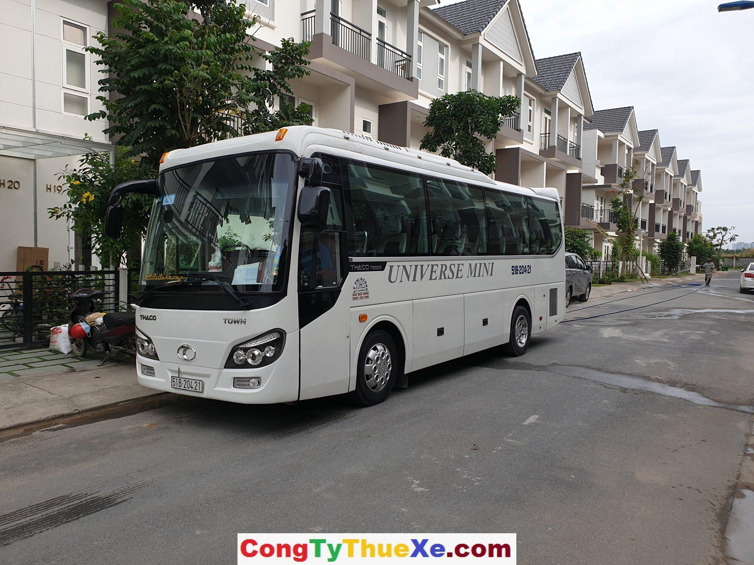 Thuê xe đi dịp Tết Nguyên Đán 2019