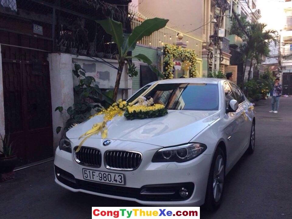 Thuê xe hoa BMW