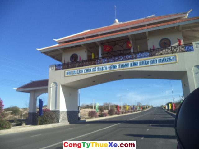 Cổng chào Cổ Thạch – Tuy Phong