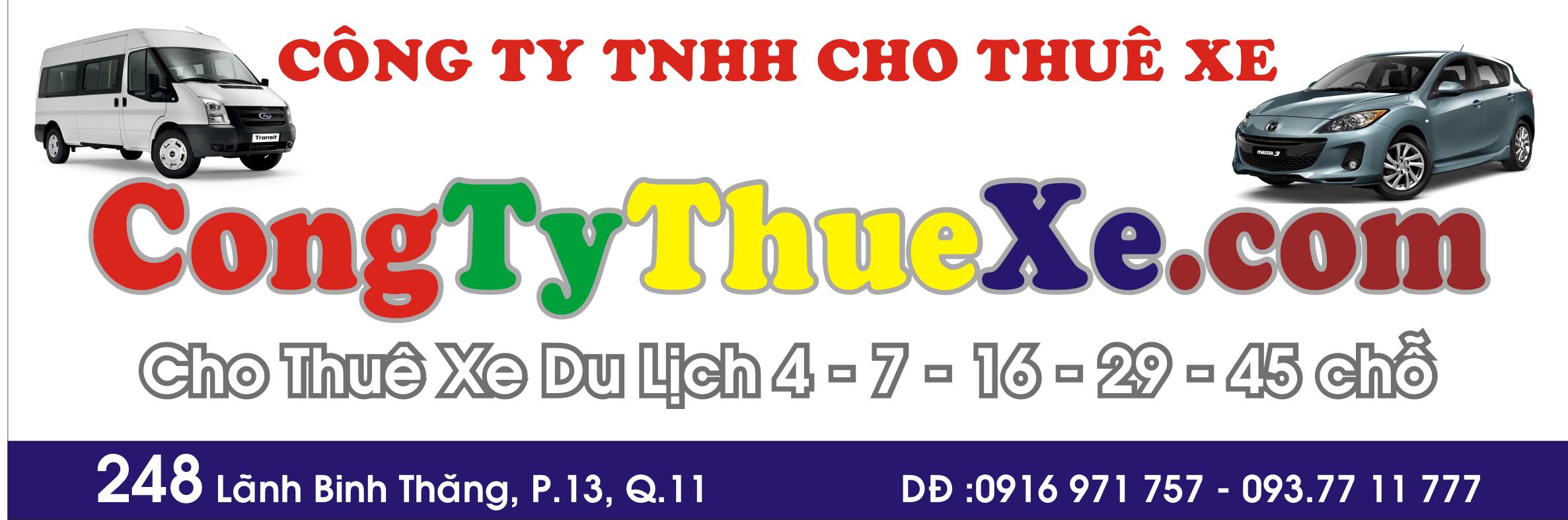 CHO THUE XE
