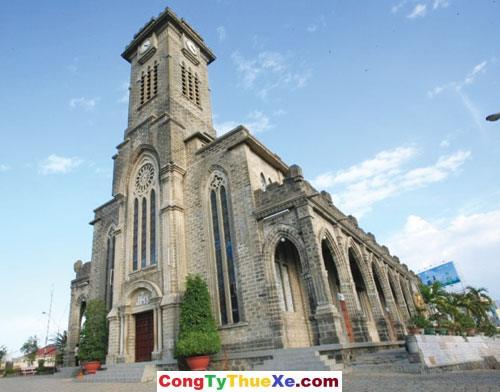 Nhà thờ núi đá Nha Trang
