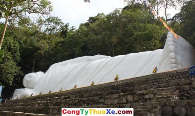 Tượng Phật nằm Tà Cú