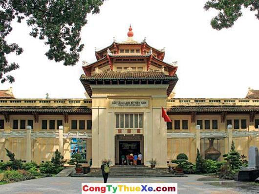 Tham quan Bảo Tàng lịch sử Việt Nam
