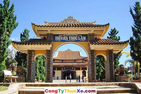 Thiền viện Trúc Lâm – Đà Lạt