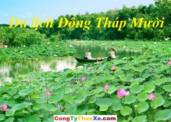 Thuê xe đi du lịch Đồng Tháp