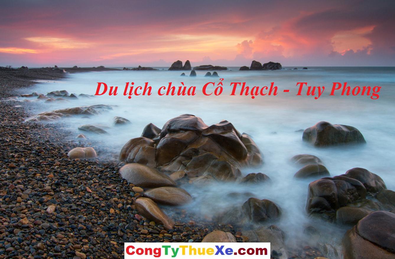 Thuê xe du lịch Cổ Thạch – Tuy Phong