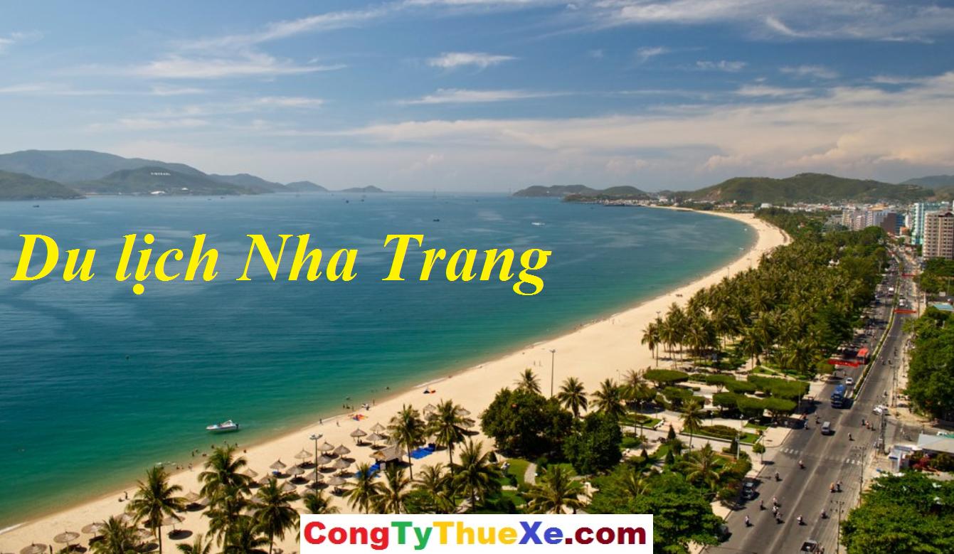 Thuê xe du lịch Nha Trang