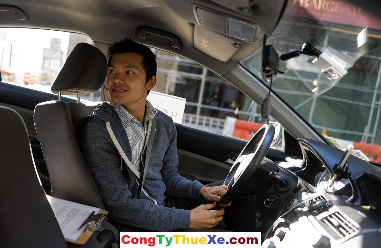lái uber