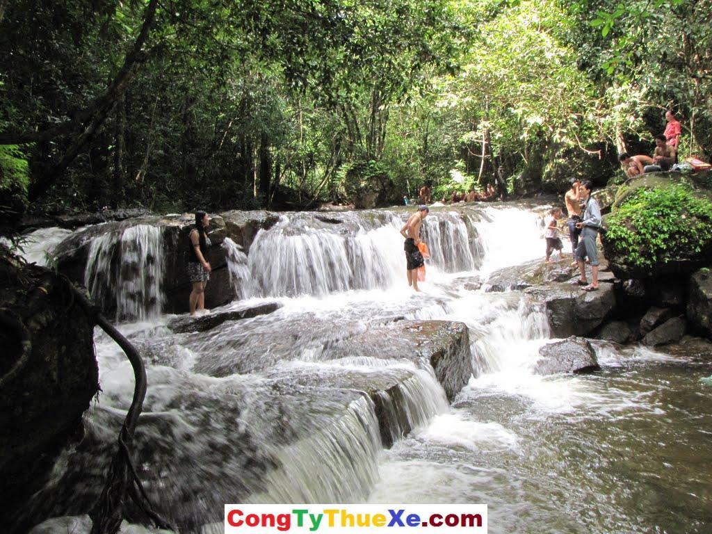 du lịch Suối Tranh Phú Quốc