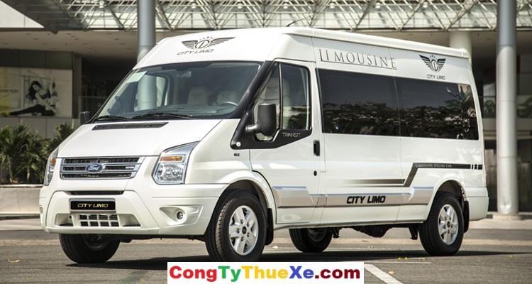 Thuê xe Limousine giá rẻ tại TP.hcm