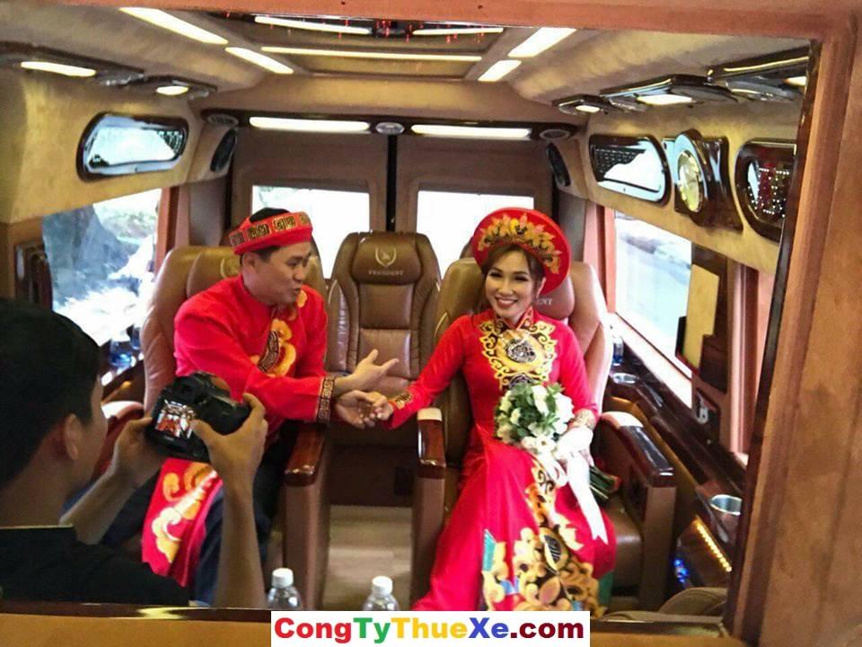 Thuê xe Limousine TP.HCM