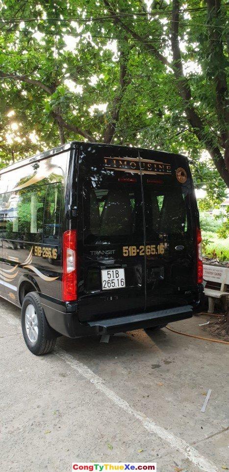 Thuê xe Limousine đời mới tại TP.HCM (1)