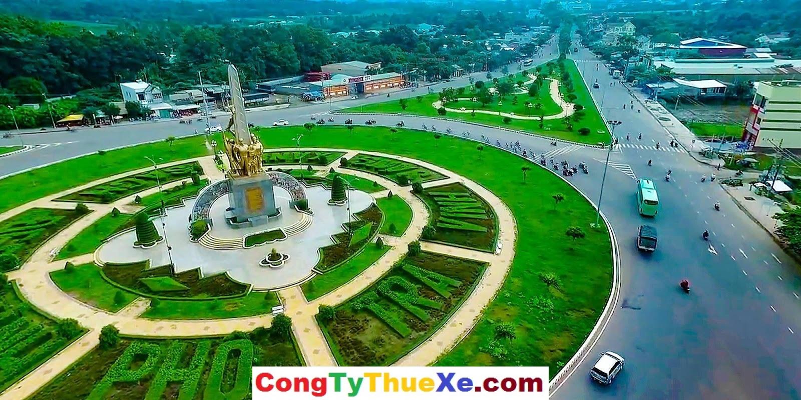 Thuê xe đi du lịch Trà Vinh