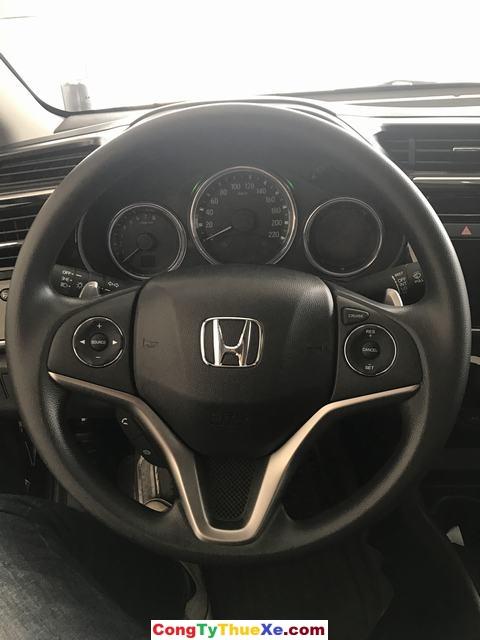 Honda City 2018 6