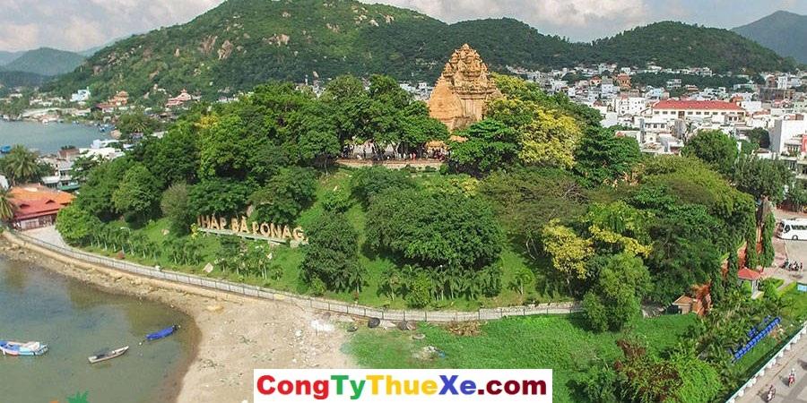 Thuê Xe đi tháp Bà Ponagar – Nha Trang