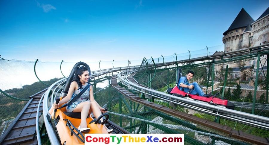 Thuê xe đi Bà nà Hills Đà Nẵng