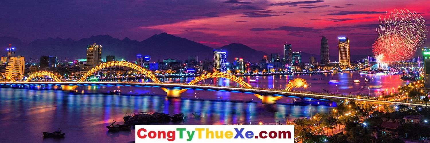 Thuê Xe đi Đà Nẵng Tại Tp.HCM