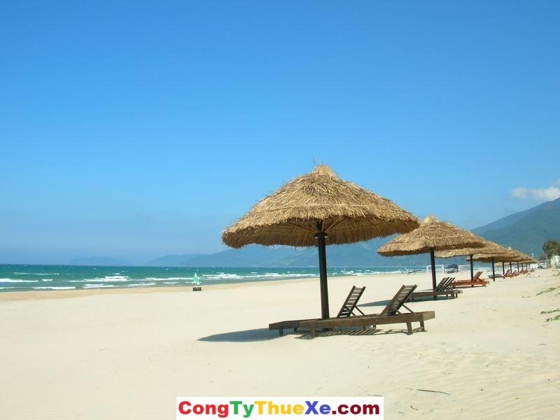 Thuê Xe đi Biển Ninh Chữ (1)