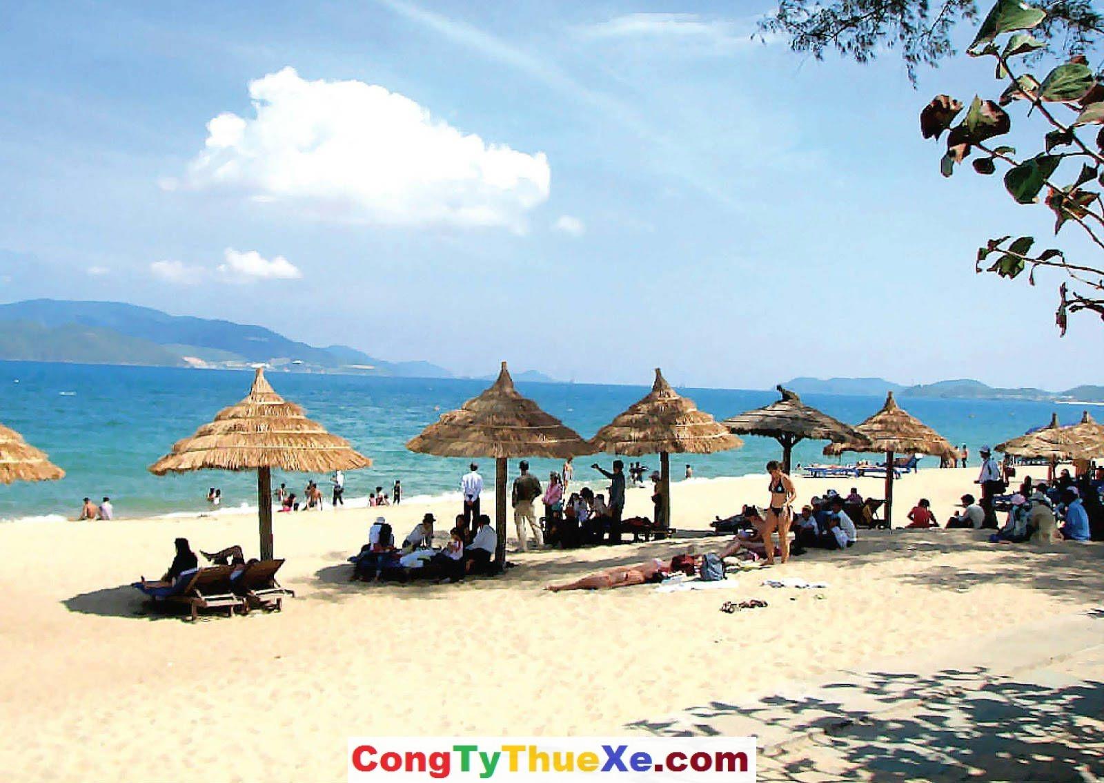 Thuê Xe đi Biển Ninh Chữ (2)