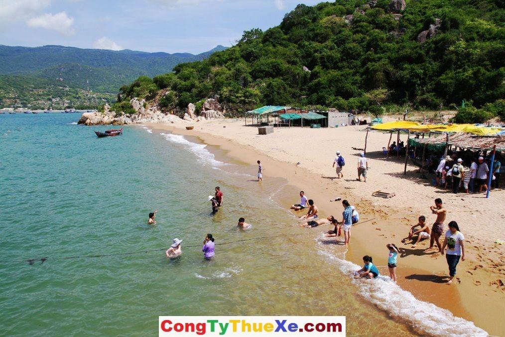 Thuê Xe đi Biển Ninh Chữ