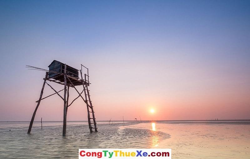 Thuê xe đi biển Tân Thành