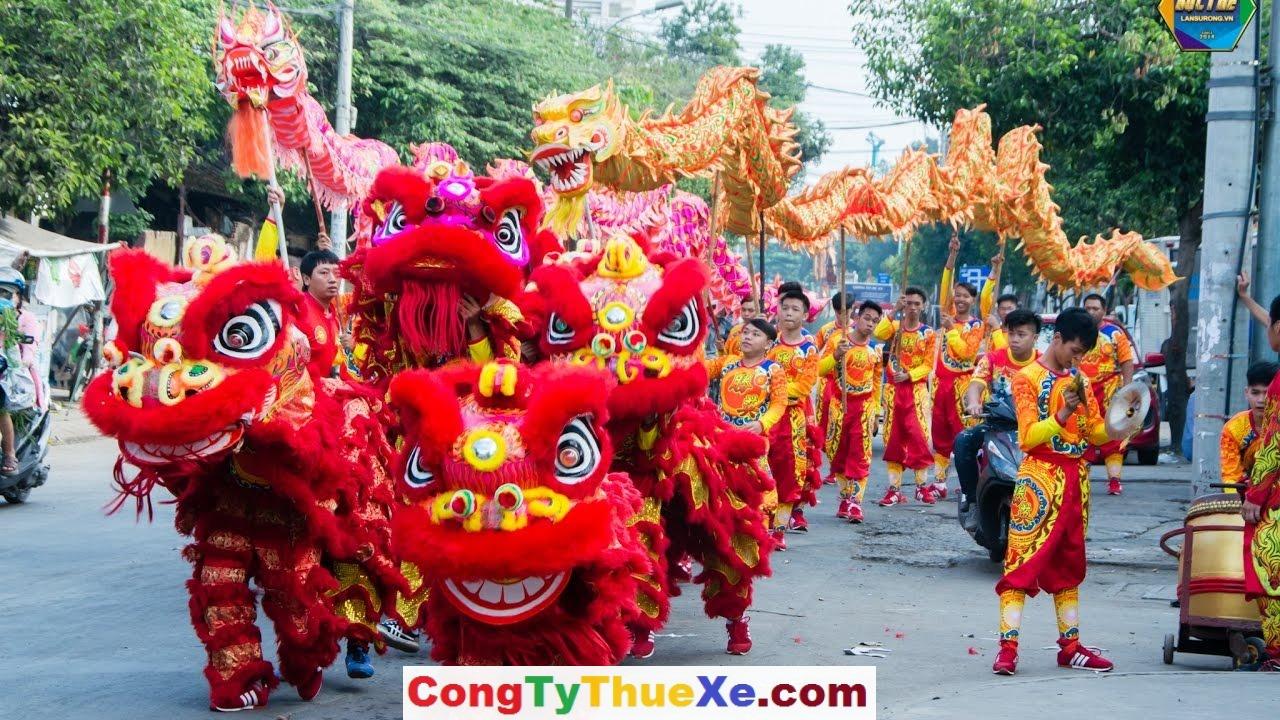 Thuê xe đi lễ hội chùa tại TP.HCM