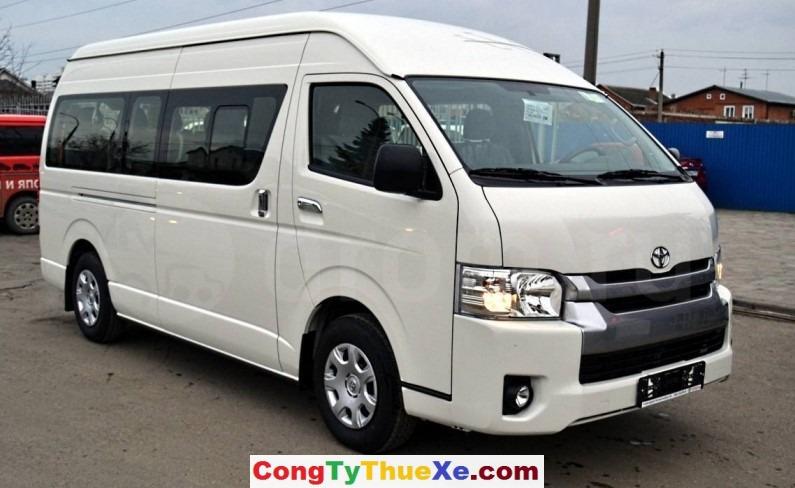 Thuê xe Toyot Hiace theo tháng (1)