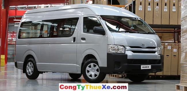 Thuê xe Toyot Hiace theo tháng (3)
