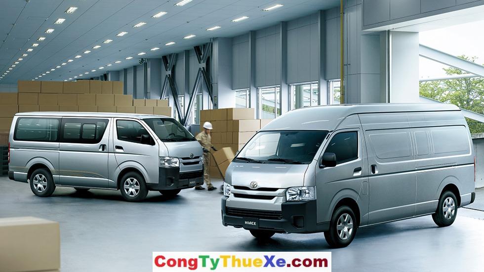 Thuê xe Toyot Hiace theo tháng (4)