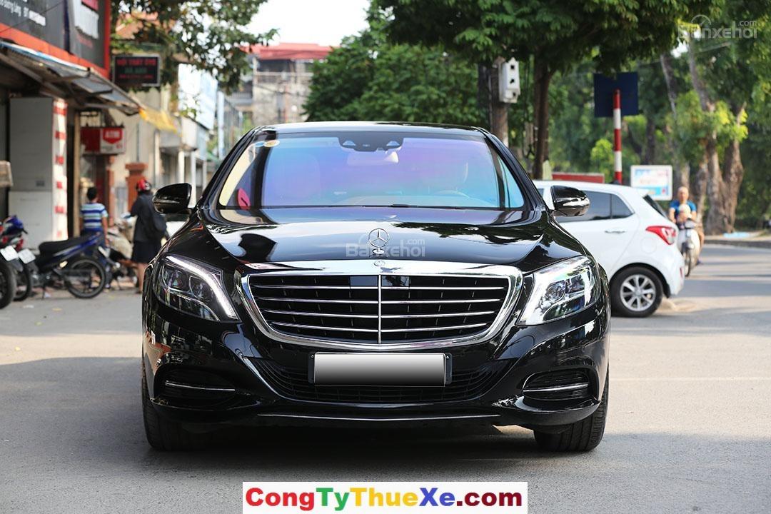 Thuê xe Mercedes S400 tại TP.HCM (2)