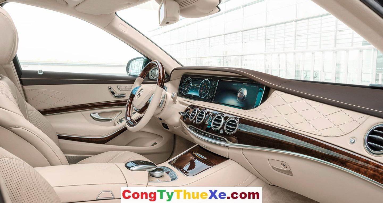 Thuê xe Mercedes S400 tại TP.HCM (7)