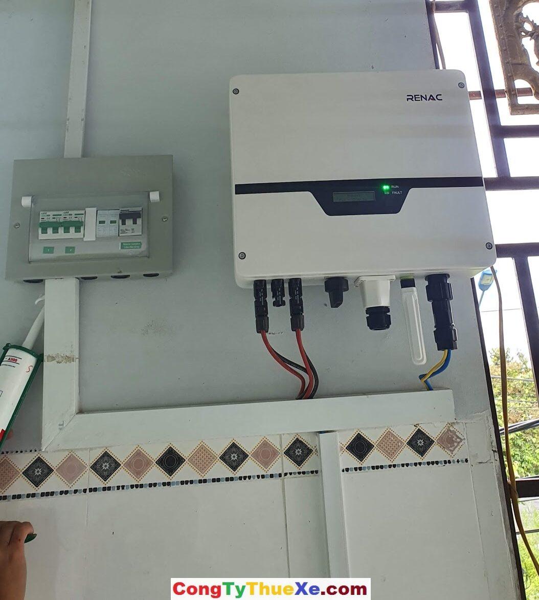 Inverter hòa lưới