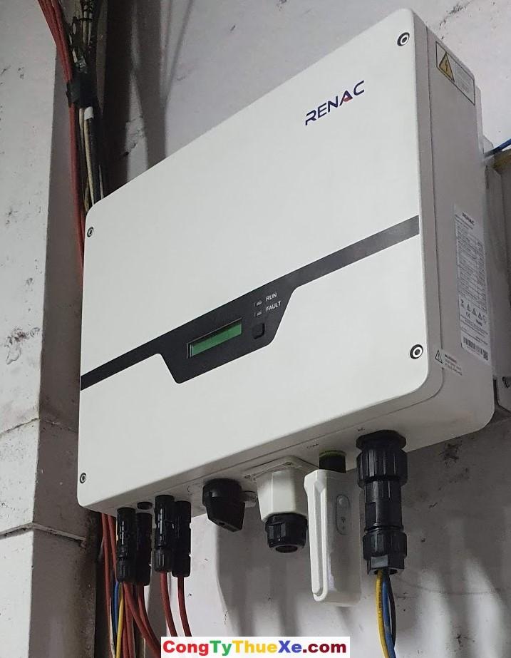 Inverter hòa lưới renac 5kw
