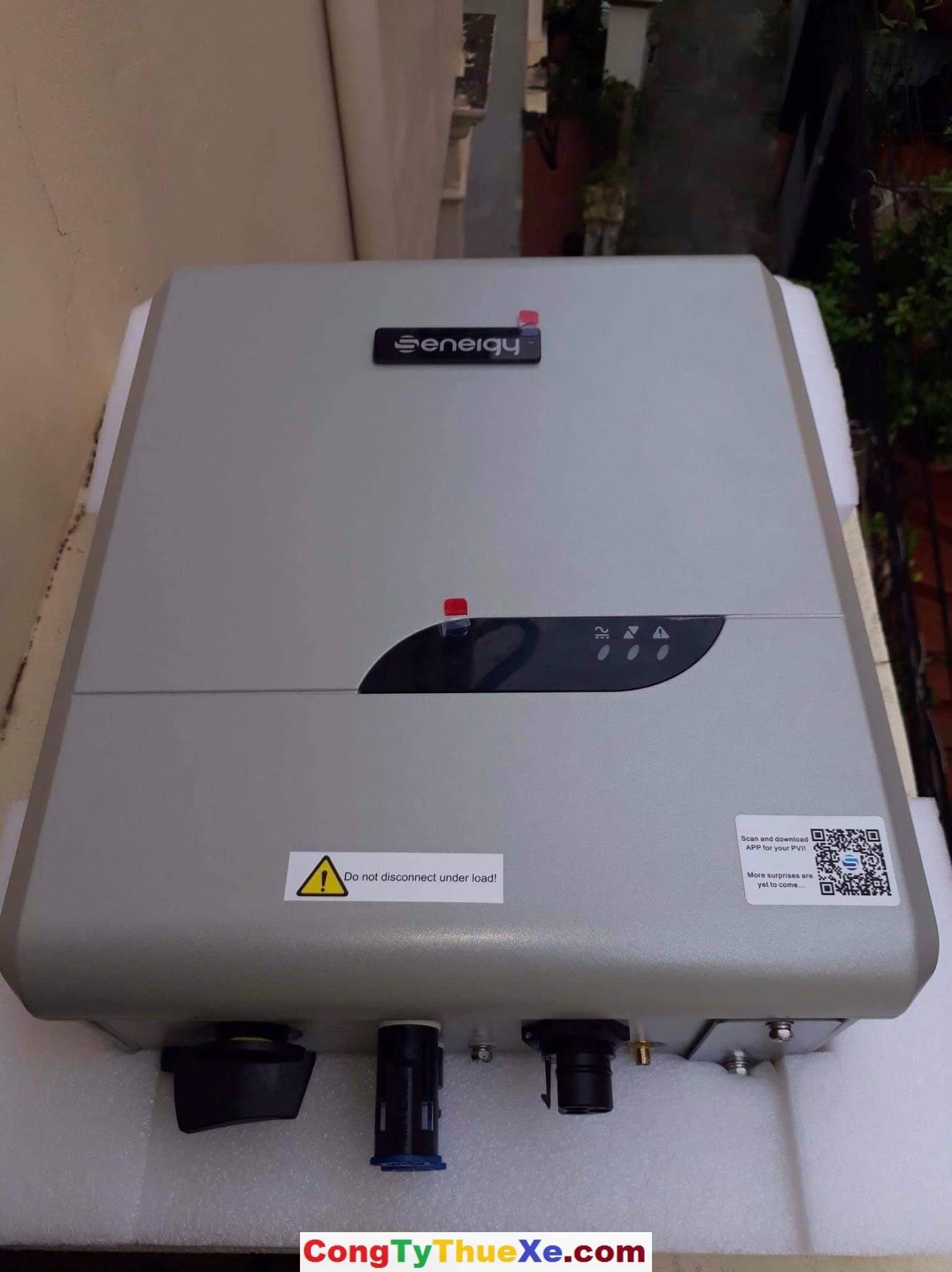 Senergy inverter 2kw mới