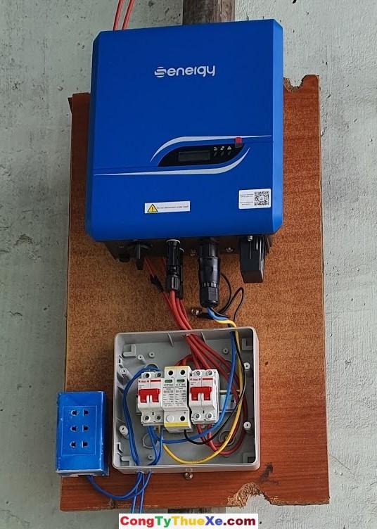 Senergy inverter 3.6kw