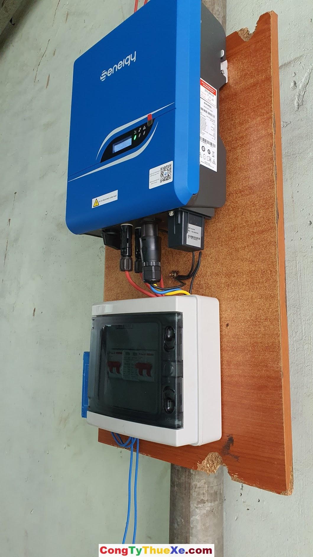 Senergy inverter 3600w