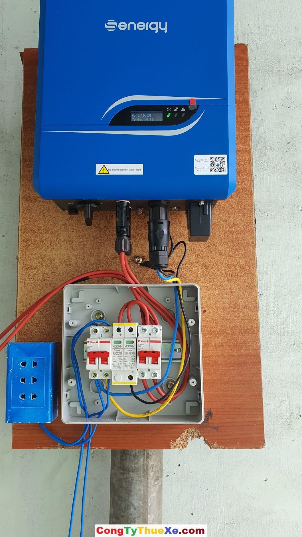 Senergy inverter