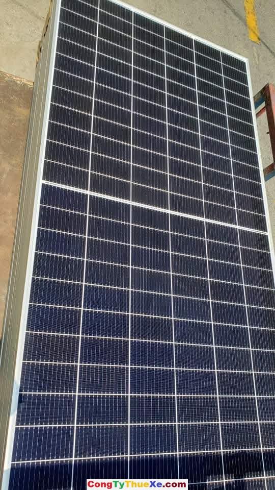 tấm pin năng lượng mặt trời htsaae 12 busbar 400w