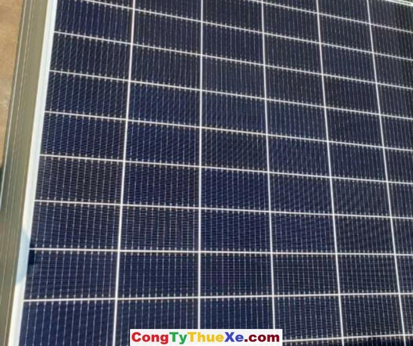 tấm pin năng lượng mặt trời htsaae 12 busbar